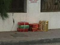 Girne'de bomba paniği!