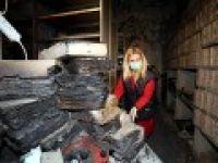 Bosna'da Osmanlı fermanları yangından etkilenmedi