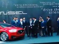 """""""Günsel"""" marka araçlar, seri üretime geçiyor!"""