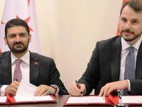 Türkiye ile KKTC arasında kapsamlı enerji işbirliği anlaşması imzalandı.