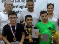 Satrançın yeni şampiyonu Ali Doğan Nay