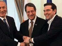 İsrail, Yunanistan ve Güney Kıbrıs, elektrik kabloları bağalanacak