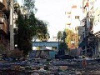 Esed güçleri havadan vurdu: 21 ölü