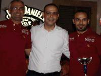 Kıbrıs Rallisi'nde dereceye girenlere ödülleri verildi
