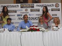Afrodisia 2016 basın toplantısı yapıldı