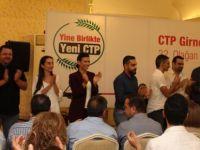 CTP Girne'de görev dağılımı yapıldı