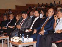 I. Akdeniz Araştırmaları Sempozyumu YDÜ'de başladı
