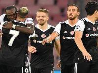 Beşiktaş yenilgiyi unuttu
