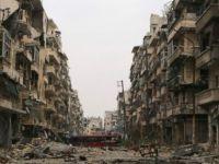 Halep'te çatışmalar yeniden alevlendi