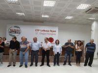 CTP Lefkoşa'da görev dağılımını gerçekleştirdi