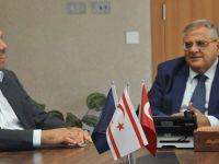 İskele Belediyesi ile DAÜ arasında işbirliği