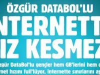 Telsim'li gençler internetsiz kalmaz