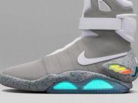 Geleceğe Dönüş II'deki spor ayakkabı gerçek oldu