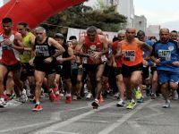 6. Lefkoşa Maratonu bugün koşuldu