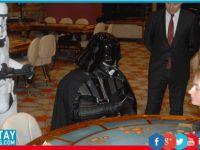 Star Wars karakterleri KKTC'ye gelip kumar oynadı