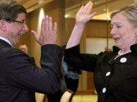 FBI, Clinton'ın Davutoğlu'yla görüşmesine dair yazışmaları sansürledi