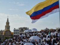 Kolombiya'da barış için yeni adım