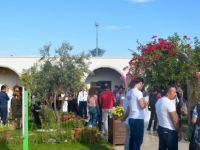 Antalya Expo'da Kıbrıs kültür evi ve avlusu açıldı