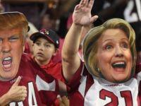 Trump'ın ekibi: Gerideyiz ama yarışı bırakmayız