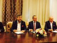 KKTC Sağlık Turizmi için tarihi imzayı Ankara'da attı