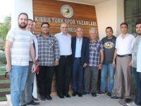 Uluslararası Final Üniversitesi Beden Eğitimi Yüksekokulu ziyaretlerde bulundu