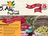 Doğanköy 5'inci Alıç Festivali bu hafta sonu yapılıyor