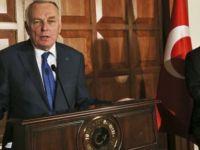 Çavuşoğlu ve Fransa Dışişleri Bakanı Jean-Marc Ayrault arasında OHAL tartışması