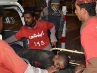 Pakistan'daki polis eğitim merkezine saldırı