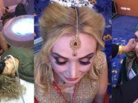 YDÜ Saç Bakımı ve Güzellik Hizmetleri Bölümü Antalya'da Uluslararası Kongrede temsil edildi