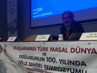 UKÜ Fen-Edebiyat Fakültesi Dekanı Ankara'daki uluslararası sempozyuma katıldı