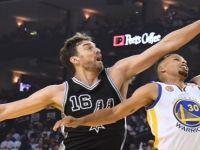 Kevin Durant'li Golden State ilk maçta yıkıldı