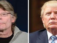 Stephen King'in bir sonraki korku romanı Trump'ı konu alacak