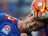 Futbolda kafa vuruşu 'hafızayı olumsuz etkiliyor'