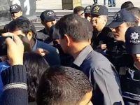 Diyarbakır'daki protestoya müdahale; 25 gözaltı