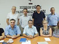 Tabipler Birliği yeni yönetimi görev dağılımı yaptı