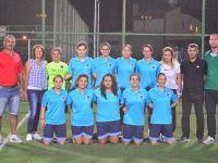 Mağusa Spor Akademisi Kadın Futbol Takımı oluşturdu