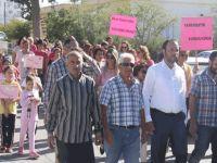 İskele'de 'Pembe Balon-Pink Day' etkinliği düzenlendi