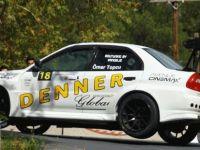 Trodos'taki yarışta Denner ve Topçu'dan yeni bir başarı!