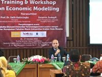 Katırcıoğlu Endonezya'da Eğitim ve Çalıştay gerçekleştirdi