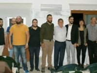 Güzelyurt'ta görev Osman Kısaoğlu'nun