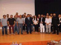 Türk Kültürü Temalı Belgesel Film Yarışması'nda  ödül alan filmler YDÜ'de gösterildi