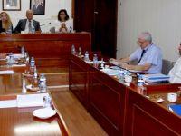 Meclis KTHY Araştırma Komitesi Taçoy ve Çavuşoğlu'nu dinledi