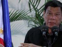 Filipinler Devlet Başkanı: Bir daha küfretmeyeceğime dair yemin ettim