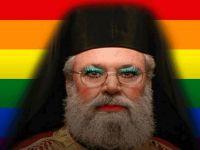 Başpiskopos'a yaratıcı tepki!