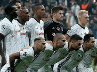 Beşiktaş-Napoli maçında bir ilk yaşandı!