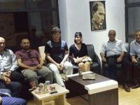 Çözüm ve Barış Platformu SDP ile görüştü