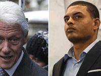 Siyahi genç, Bill Clinton'un oğlu olduğunu iddia etti
