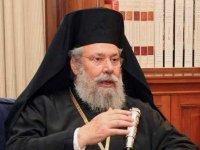 Başpiskopos II. Hrisostomos: Ruslar KKTC'yi terketsin