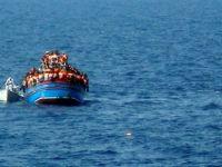 Akdeniz'de facia: 239 mülteci öldü
