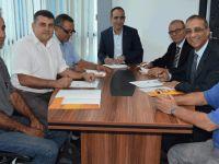 4 paydaşlı protokol imzalandı